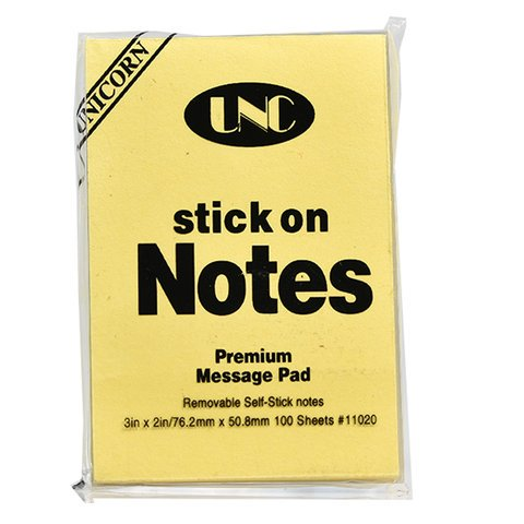 Giấy note UNICO N-U302
