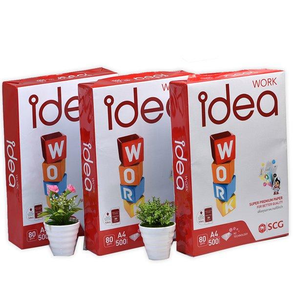 Giấy Idea A4/80 PP-ID2