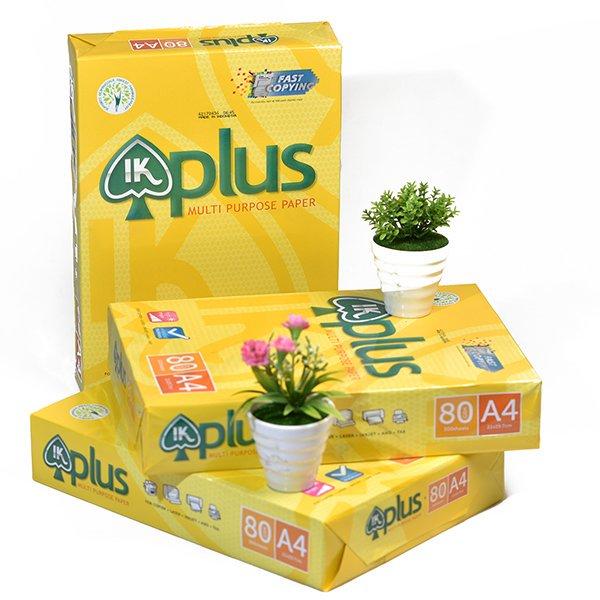 Giấy IK Plus A4/80 PP-IP2
