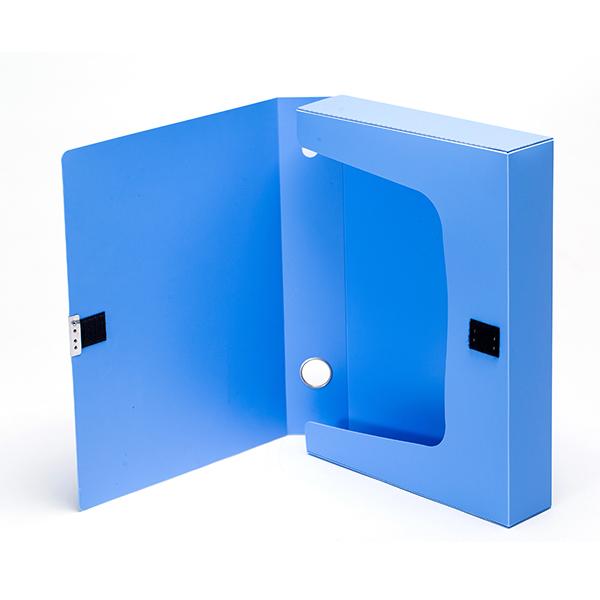 Bìa hộp Thiên Long – Flexoffice PP 50A4 FO-BF01
