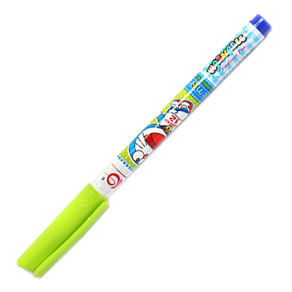 Bút lông kim Thiên Long – Điểm 10 Doraemon FL-08/DO