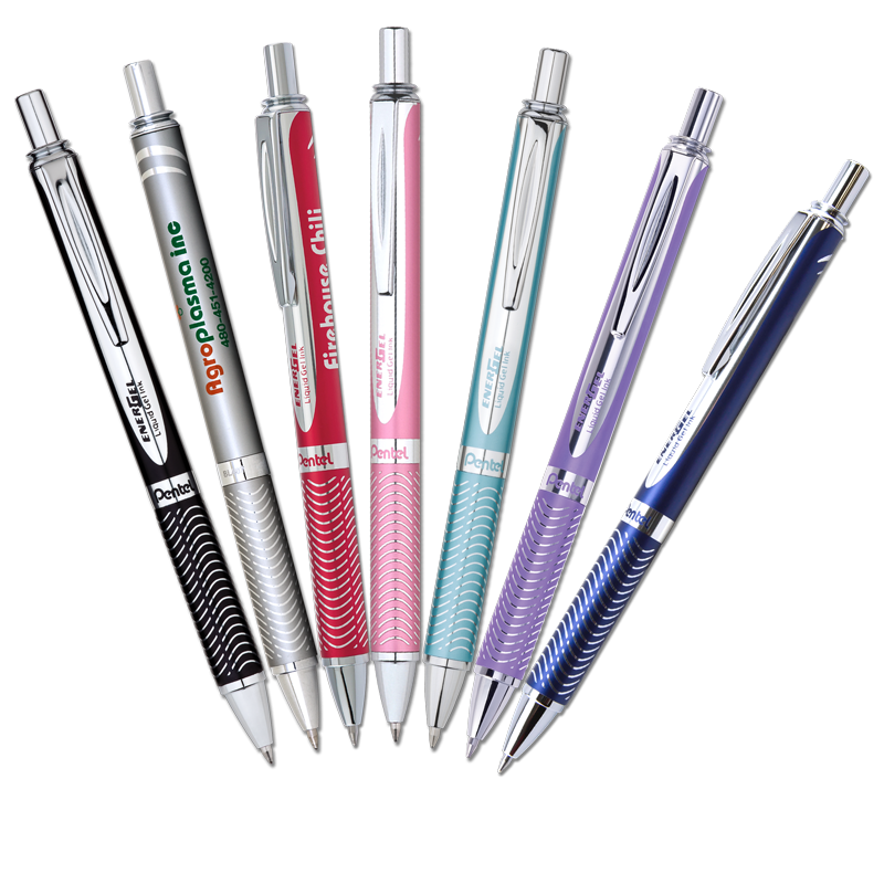 Bút Pentel EnerGel Alloy Premium 0.7 mm Retractable Liquid Gel Ink Pen (BL407)