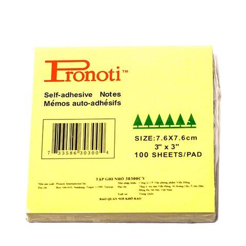 Giấy note Pronoti 30300 N-PR03