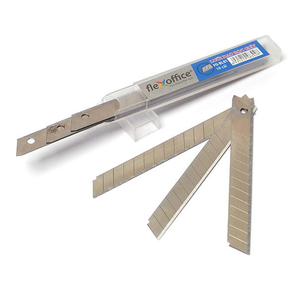 Lưỡi dao rọc giấy Thiên Long – Flexoffice FO-BL01