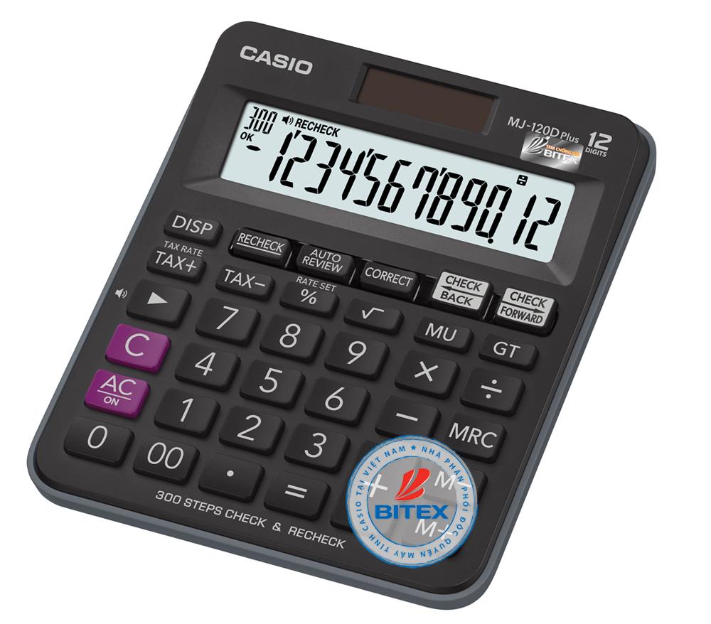 """Máy tính MJ 120 T-G """"Chính hãng"""""""